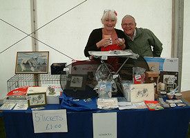 Tombola (with Reg & Ann)