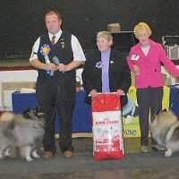 North of England Keeshond Club  Championship Show 2009