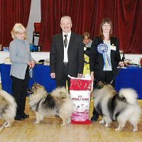North of England Keeshond Club  March Open Show 2010